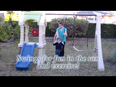Play Up Gym Set Outdoor Play By Step2