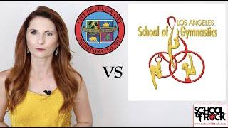Judge Grants Temporary Restraining Order Against LA School Of Gymnastics