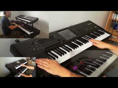 SONATA ARCTICA - The End Of This Chapter (piano/keyboard arrangement)