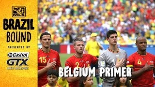 USA face Belgium in Round of 16, Get to Know the Red Devil