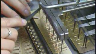 fabrication harmonica diatonique