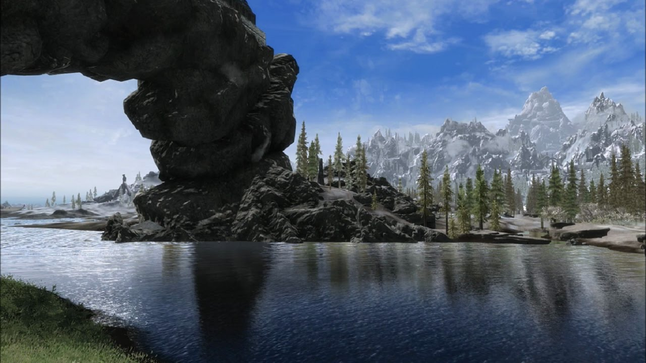 Skyrim Special Edition Modded Graphics Showcase Xbox One 2017 Edition by D3  Entertainment