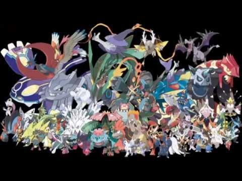 Todas Las Mega Evoluciones SHINY Pokemon Omega Ruby Y Alpha Sapphire ( 48 MEGAS + 2 PRIMAL)