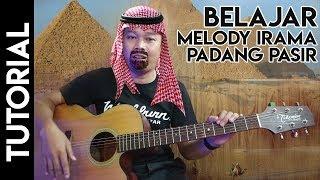 Belajar Pola Melody Padang Pasir (Egypt Scale)