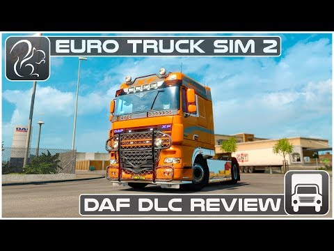 DAF DLC Overview (Euro Truck Simulator 2)