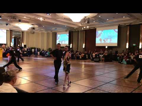 BIC - Latin Professional Open (Cha Cha Cha)