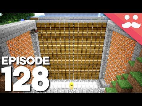 Hermitcraft 5: Episode 128 - The STORAGE UNIT!