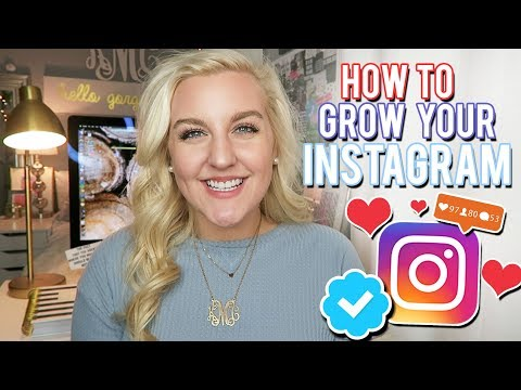 HOW TO GET MORE INSTAGRAM FOLLOWERS AND INCREASE ENGAGEMENT    Kellyprepster