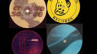 DJextreme - Smooth Grooves Vol. 3 (1996?)