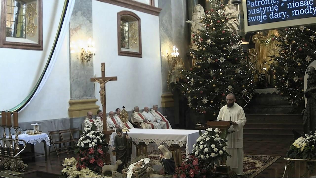 Msza św. Bazylika Jasnogórska 21.01.2018 – abp Wacław Depo