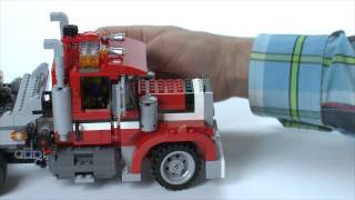 The Highway Pickup - LEGO Creator - Designer Tips