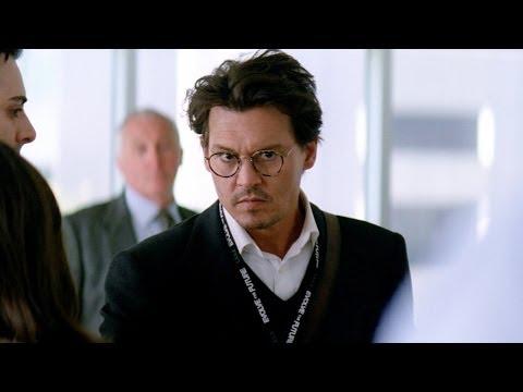 Transcendence Trailer 2 Official - Johnny Depp
