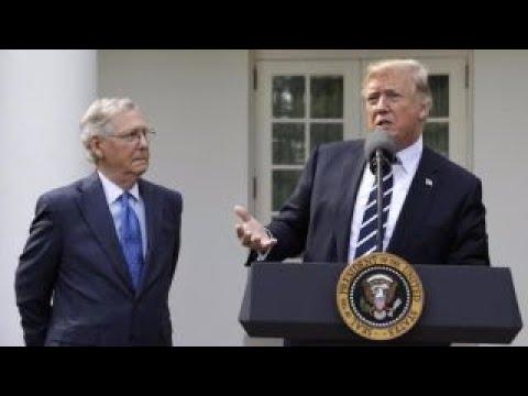 Download Youtube: Trump, McConnell pledge unity on Republican agenda