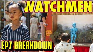 Watchmen Episode 7 Breakdown | HBO | Season 1 Recap & Review