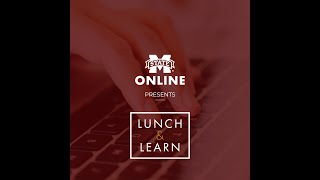 Lunch & Learn Fall 2019: Building Support for Active Learning