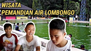 Download Video VLOG JALAN-JALAN DI WISATA PEMANDIAN LOMBONGO MP3 3GP MP4