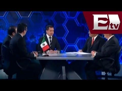 Entrevista con empresarios / Reforma financiera 2013 / Dinero con Rodrigo Pacheco
