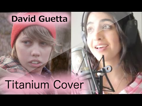 Titanium - David Guetta ft. Sia Cover by Luciana Zogbi