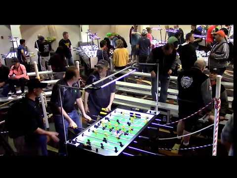Prime Time Foosball LIVE from Colorado with Jim Stevens