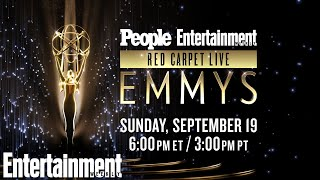 🔴 2021 Emmy Awards: Red Carpet Live   September 19, 6PM ET   Entertainment Weekly