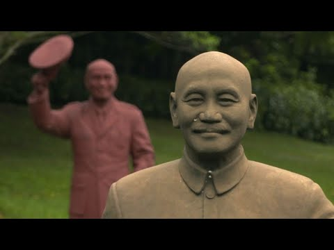 Chiang Kai-Shek statues find home at Taiwan park