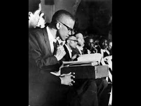 the issues of segregation in the ballot or the bullet a speech by malcolm x Malcolm x's legendary speech: the ballot or the bullet (annotations  malcolm x perfectly explains why hillary voters are  city desk and malcolm x: racial segregation in education.