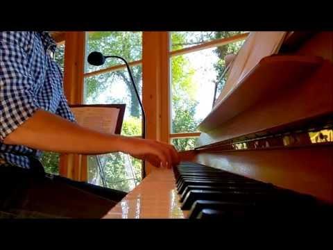 Kygo *Cloud Nine* Intro - Piano Cover + Sheet