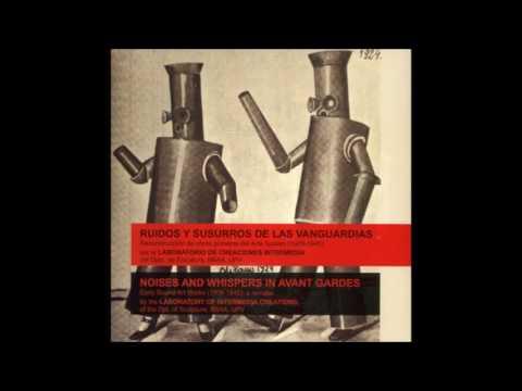 Manuel Maple Arce:  T. S. H. El poema de la radiofonía