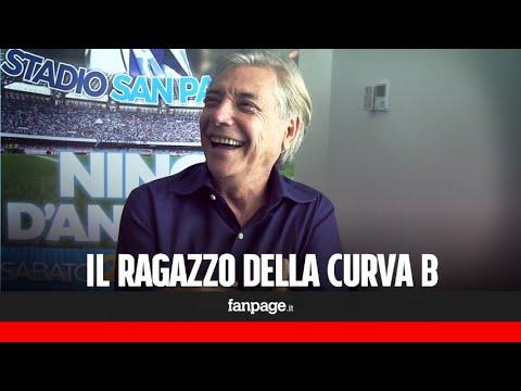 Nino DAngelo concerto dei 60 anni: Con me ha vinto una parte di Napoli
