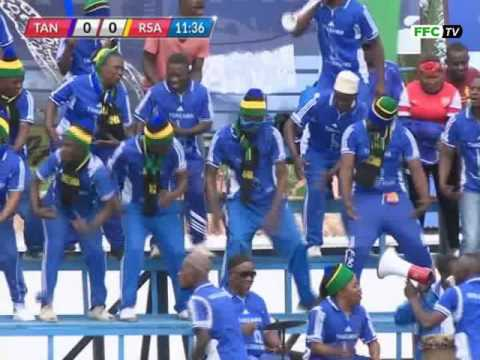 Tanzania Vs South Africa U17 20/08/2016 ( les arbitres comoriens )