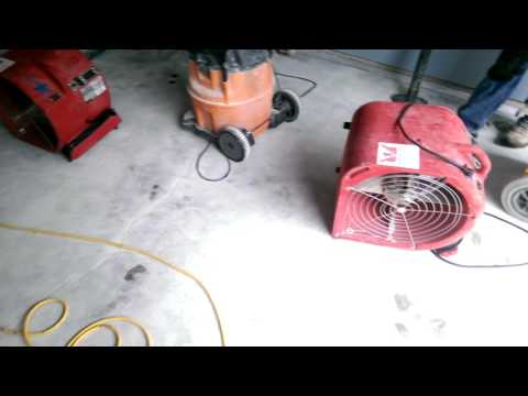 Decorative Concrete Epoxy Garage Flooring | Lake Ozark, MO