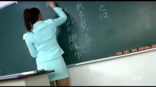 Учительница соблазняет ученика 18+