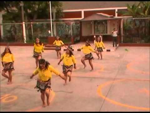 "Danza del Chullachaqui - Tingo Maria ""UGEL VENTANILLA"""