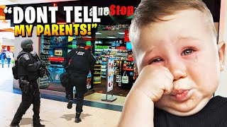 Kid steals Minty Axe Codes from GameStop.. (ARRESTED)
