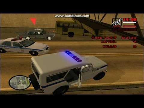 Gta San-Andreas(Armenian MOD)-Police HD