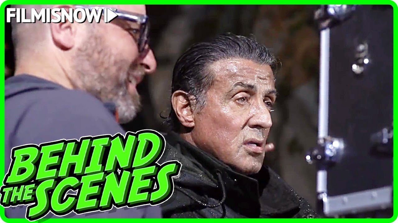 RAMBO: LAST BLOOD (2019) | EXTENDED Behind the Scenes of Sylvester Stallone Movie