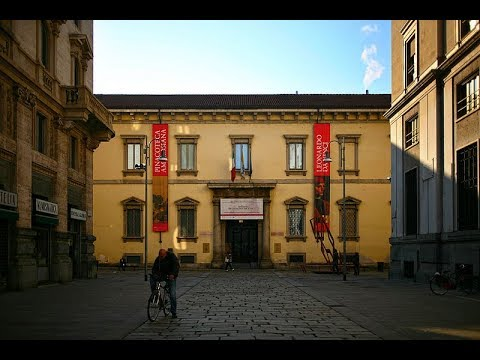 Places to see in ( Milan - Italy ) Pinacoteca Ambrosiana