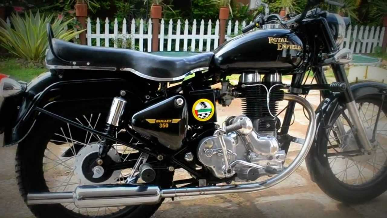 Royal Enfield Army Bullet 1980 Youtube