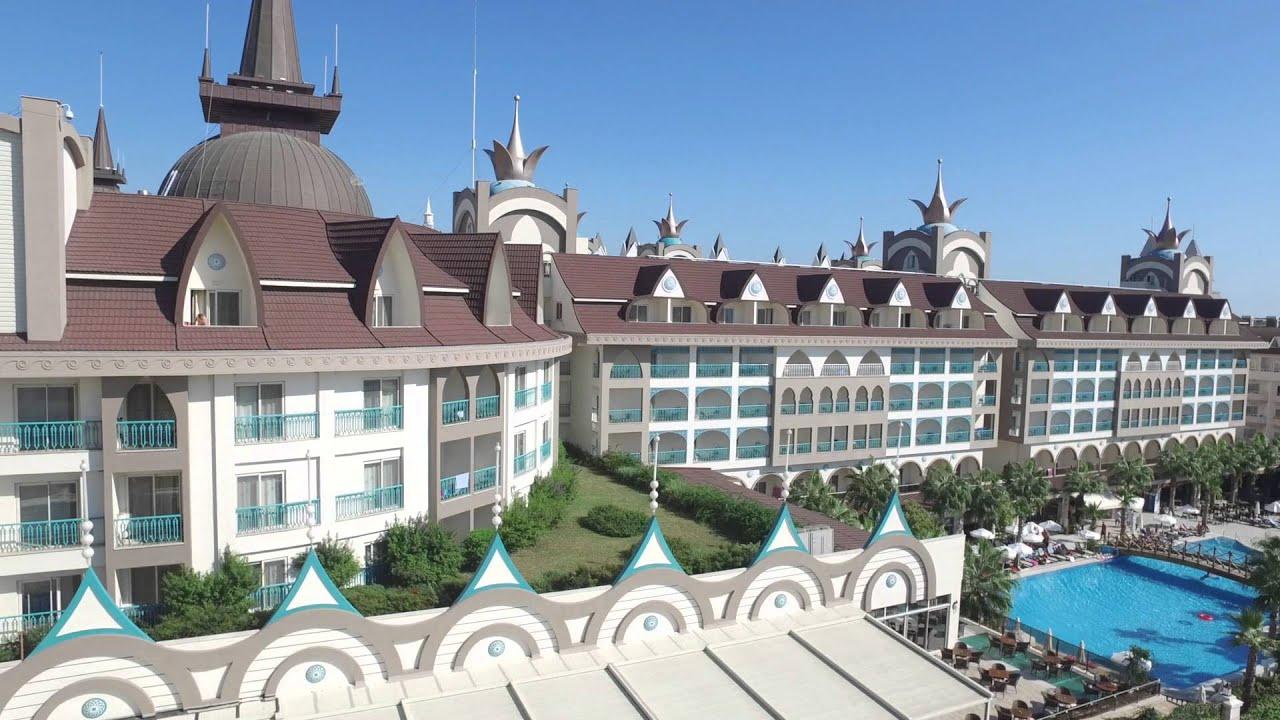 Side Crown Palace Bilder