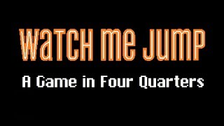 Watch Me Jump - Announcement Trailer