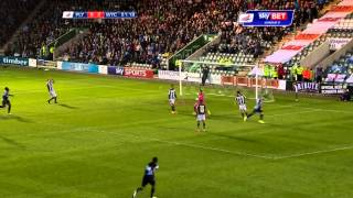 Plymouth 2-3 Wycombe - Sky Bet League 2 Season 2014-15