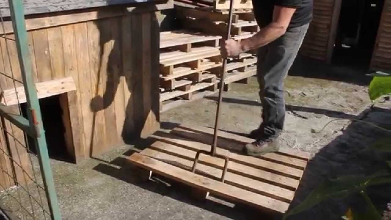 meuble en palette guide complet