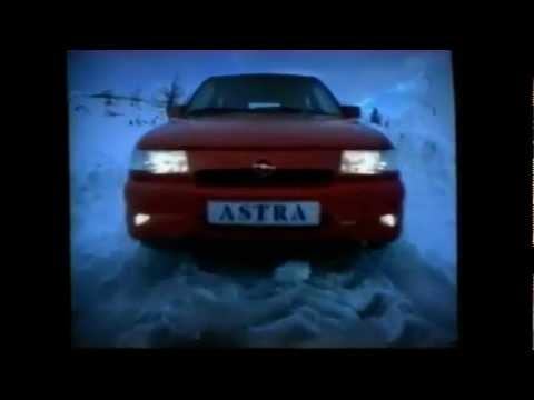 Opel GSI Commercial