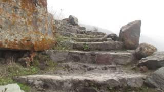 Camino pedestre de Carampoma a Huanza