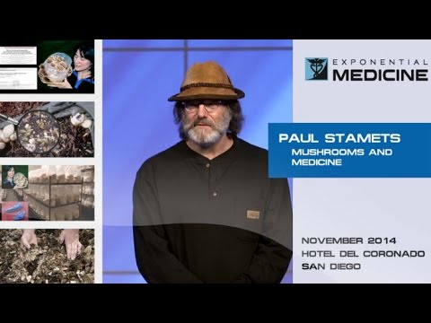 Mushrooms as Medicine with Paul Stamets