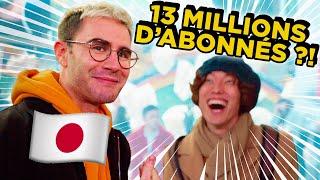 JE MONTRE MA CHAÎNE À DES JAPONAIS À TOKYO thumbnail