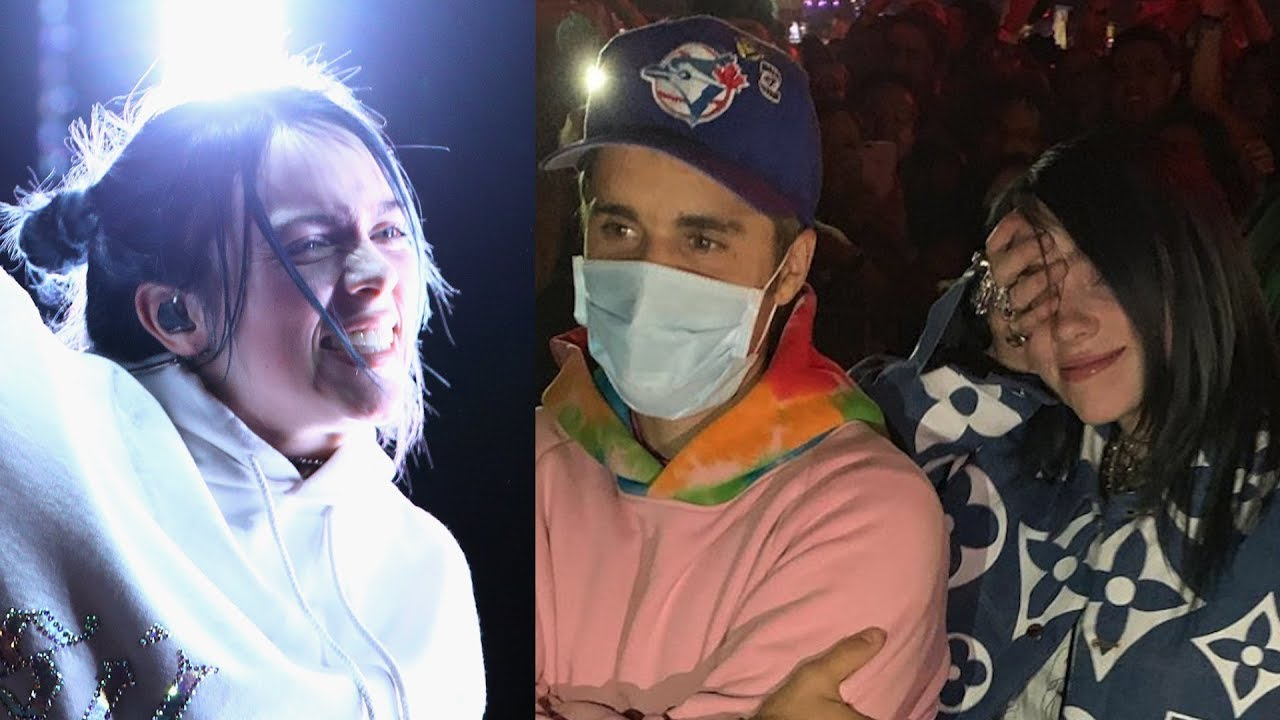 Billie Eilish Finally Meets Longtime Celeb Crush Justin Bieber