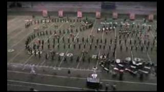azle high school marching band 1812 the alamodome