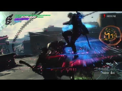 Dante Must Die - Mission 3 Perfect S Rank - Devil May Cry 5