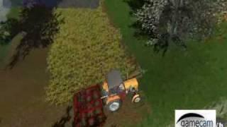 Landwirtschafts Simulator 2009 - Uprawa Roli
